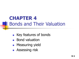 Chapter 6 Time Value of Money