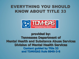 Everything You Should Know about Title 33