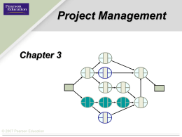 KRM Chapter 3 - Project Management