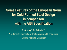 On the Eurocode 3 Design Method of Cold-Formed Z