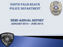 North Palm Beach Police Department