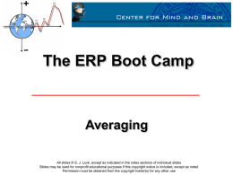ERP Boot Camp Lecture #4