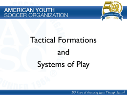 PowerPoint - 2014 AYSO EXPO