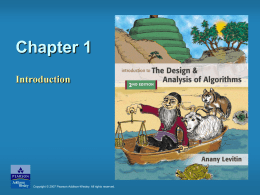 Chapter 1: Introduction - Computer Science and Engineering