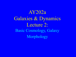 Two Lectures on Observational Cosmology