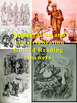Ch.7 Guided Reading Answersx