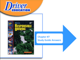 CHAPTER 7 Searching and Giving Meaning STUDY GUIDE FOR