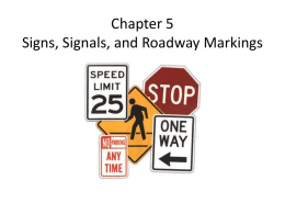 Chapter 5-Signs signalsx