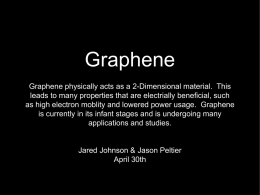GrapheneJohnsonAndPeltier