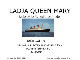 LADJA QUEEN MARY