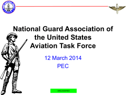 agaus arng fixed wing - National Guard Association of the United