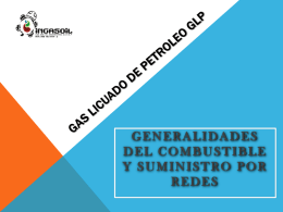 gas licuado de petroleo glp - INGASOIL Gas and Oil Engineering