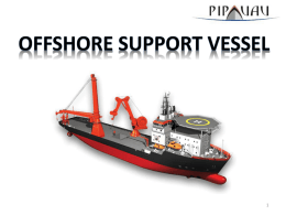 OSV -15th April - Oil & Maritime