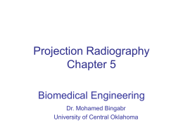 Ch 1 Basic Imaging Principles - Department of Engineering and