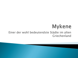 Mykene - Altertum-Antike-Wiki