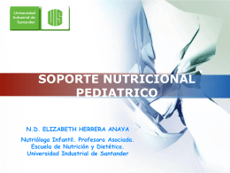 NUTRICION ENTERAL_2014 - Universidad Industrial de