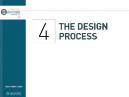 Design Solutions Chapter Four