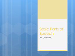 basic-parts-of-speech