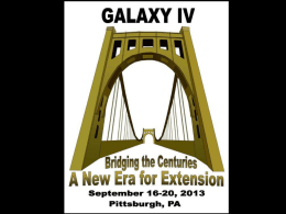 2013 galaxy (powerpoint