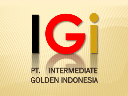 IG - Website Intermediate Golden Indonesia