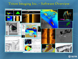 Triton_SoftwareOverv..
