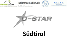 D-Star in Südtirol
