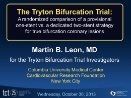 Leon_TRYTON - Clinical Trial Results
