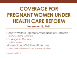 Coverage-for-Pregnancy-Under-HCR-Final-Rev-12-19-13