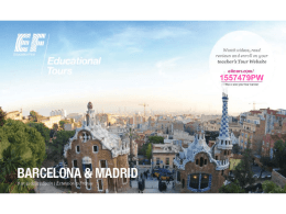 2015 Spain Information Powerpoint
