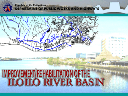 Republic of the Philippines DEPARTMENT OF PUBLIC WORKS