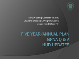 Five Year.Annual Plan GPNA Q A MHDA Spr[...]