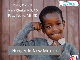Link to Hunger in NM Panel Handout1