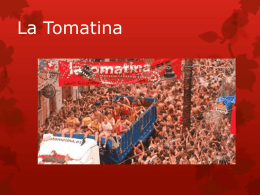 La-Tomatina - STANZA | Spanish Teachers` Association of New