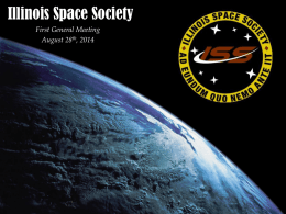 Here - Illinois Space Society