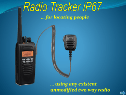 here - radio tracker