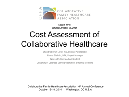 F4b - Collaborative Family Healthcare Association