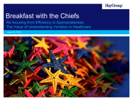 Breakfast with the Chiefs