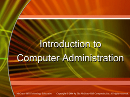 4 - Operating System Basics.ppt