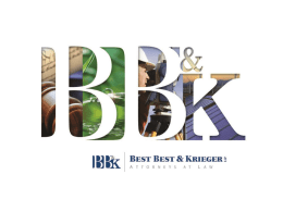 BBK Redevelopment Legislation