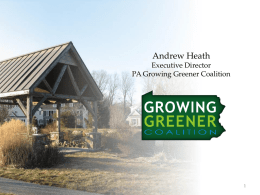 growing greener presentation