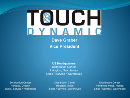 POS Touch Dynamic