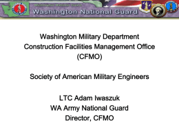 National Guard presentation (PPT)