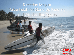 Pulau Indah Direction Map