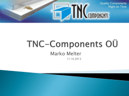 TNC-Components OÜ