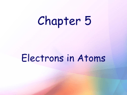 Chapter 5 Notesreview