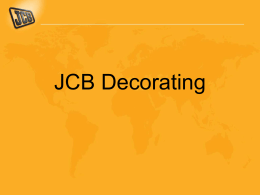 Who Are JCB? - Harris Brushes