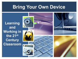BYOD - Cobb County School District