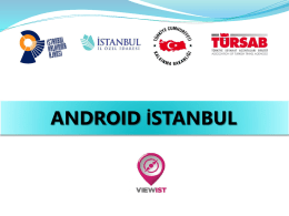 Android istanbul