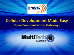 Premier Wireless_MultiConnect_OCG_Webinar_Presentation_1
