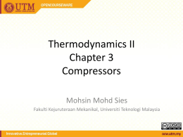 03.compressors - Faculty of Mechanical Engineering